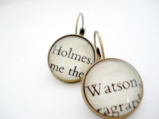 holmes earrings
